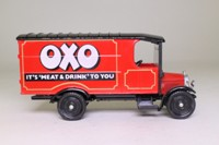 Corgi Classics C915; 1929 Thornycroft Van; OXO, Red & Black