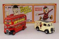 Beano Set: Morris J & AEC Bus
