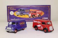 Cadbury's 2 Van Set