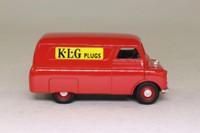 Corgi Classics 05603; Bedford CA Van; KLG Plugs (Archive Corgi)