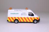 Corgi Classics TY82003; Ford Transit Van; Amey Mouchel, Incident Support Unit