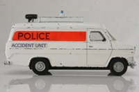 Ford Transit Police Accident Unit 272