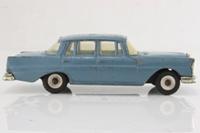 Dinky Toys 186; Mercedes-Benz 220SE; RAF Blue