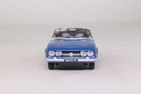 Atlas Dinky Toys 1423; Peugeot 504 Cabriolet; Open Top, Blue