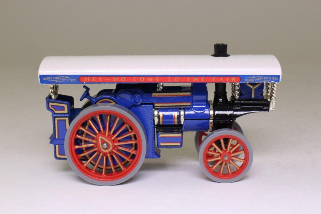 MATCHBOX Yesteryear   1905 Fowlers Showmans Engine  Y19    Ltd Edition