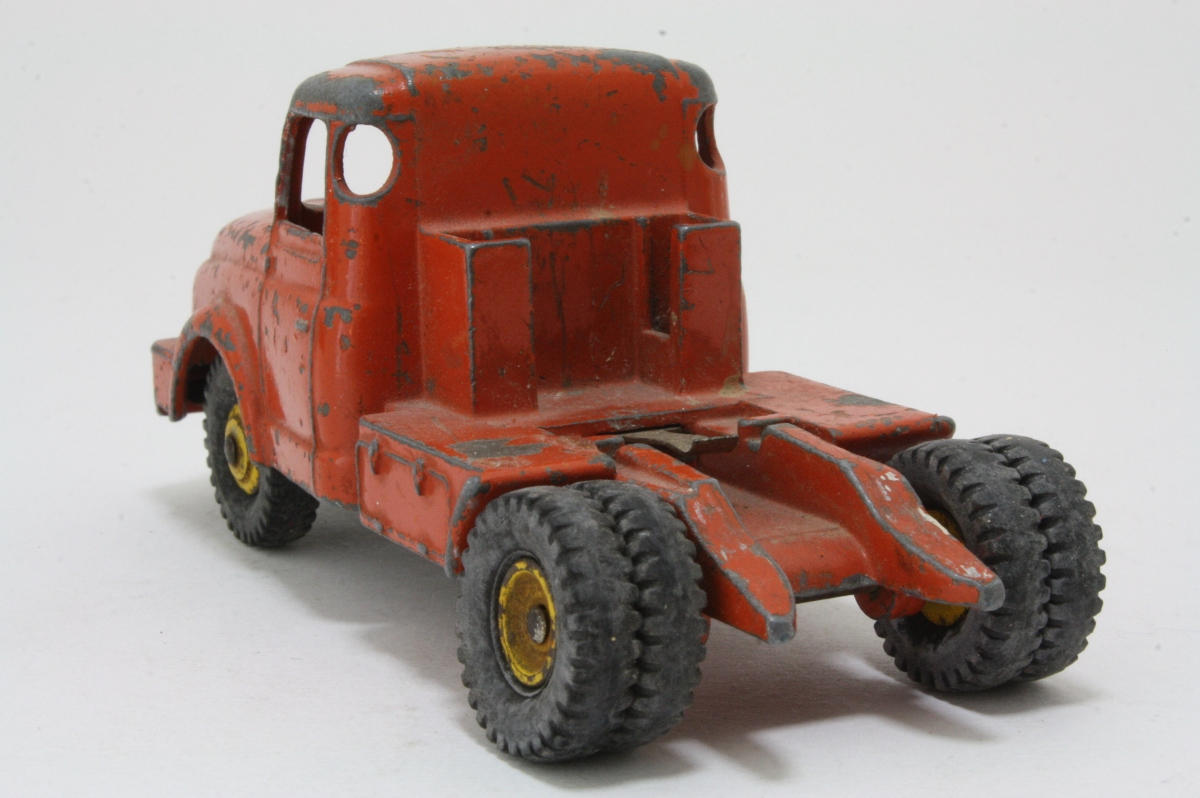 Articulated Tractor Toys And Joys : Dinky toys france b willeme articulated truck tractor