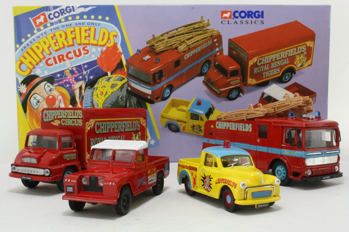 Corgi Classics 31703 Chipperfields Circus Gift Set Land HD Wallpapers Download free images and photos [musssic.tk]