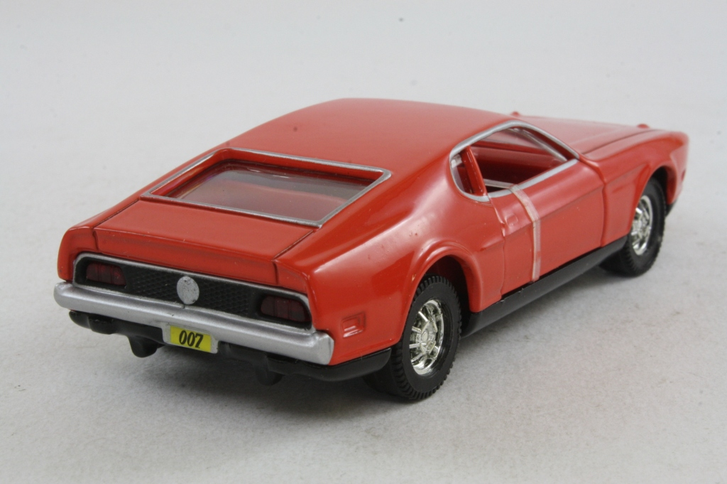 2016 Mustang Mach 1 >> Corgi Classics TY02102; James Bond Ford Mustang Mach 1; Diamonds Are Forever 22765