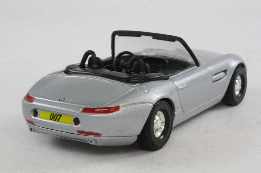 Corgi Classics TY05002; James Bond's BMW Z8; The World Is ...