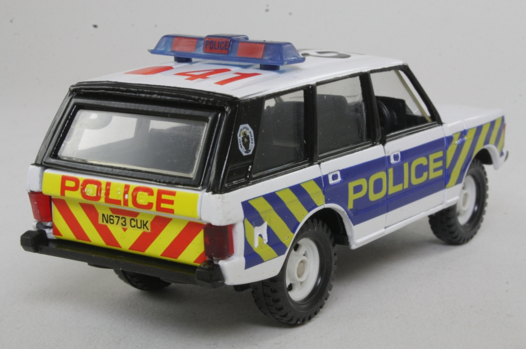 Range Rover Classic >> Corgi Classics 57602; Range Rover Classic; Central Motorway Police Group, West Midlands Police 27579