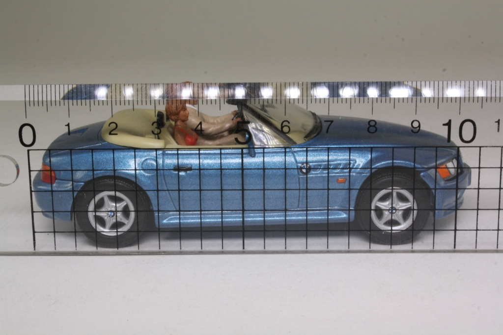Corgi Classics Cc04904 James Bond S Bmw Z3 Sports Golden