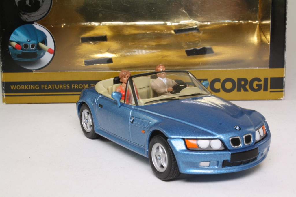 Corgi Classics Cc04904 James Bond S Bmw Z3 Sports Golden Eye 31680