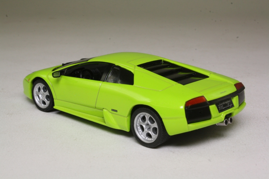 IXO Lamborghini Murcielago Lime Green 1 43 Scale Excellent ...