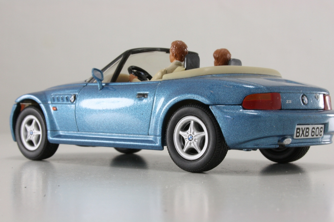 Bmw Z3 James Bond