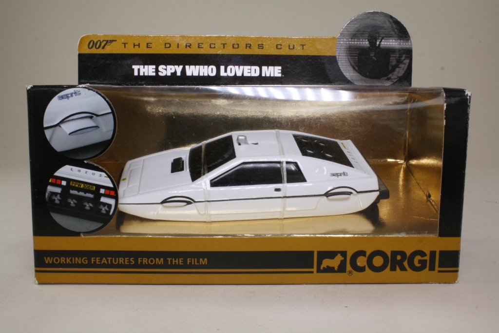 Corgi Classics Cc04512 James Bond S Lotus Esprit