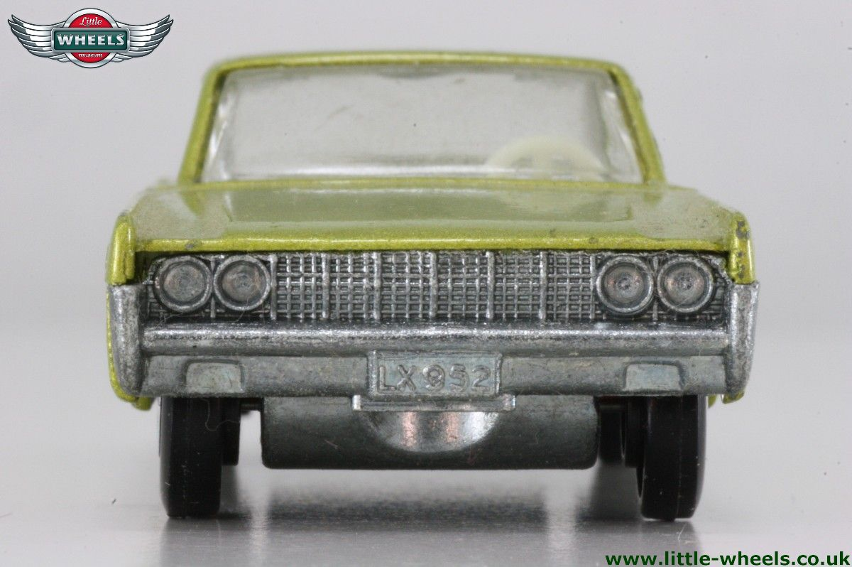 1964 lincoln continental plastic model lincoln continental 31d lincoln continental 31d 87. Black Bedroom Furniture Sets. Home Design Ideas