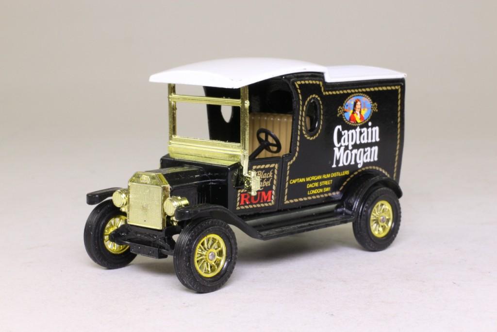 Models Of Yesteryear Y 12 3 1912 Ford Model T Van