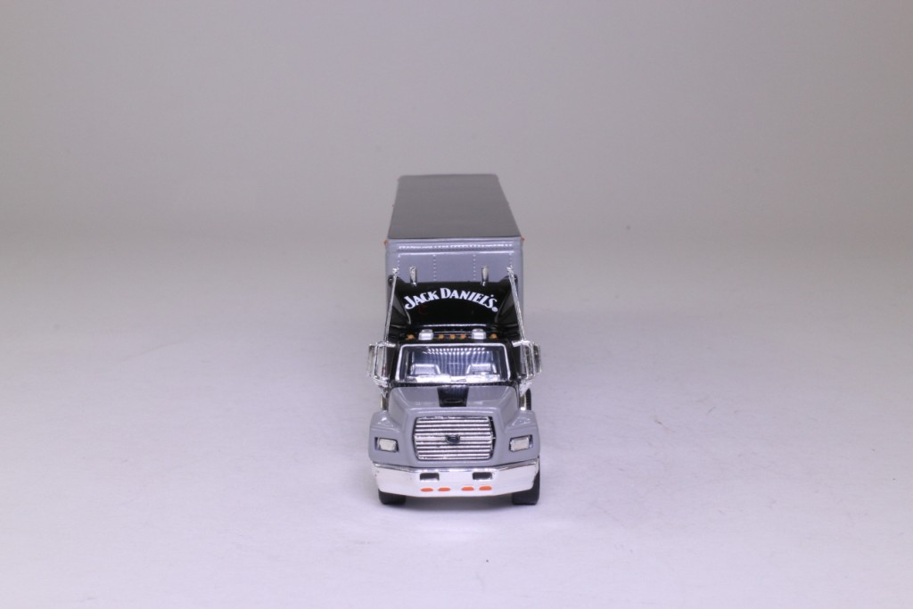 Ford Box Truck >> Matchbox Collectibles DYM36097; Ford Aeromax Artic Truck; Box Trailer, Jack Daniels Tennessee ...