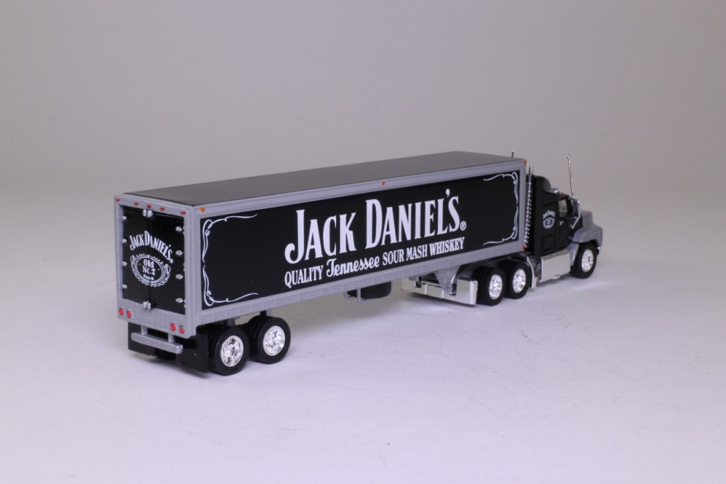 2018 Ford Truck >> Matchbox Collectibles DYM36097; Ford Aeromax Artic Truck; Box Trailer, Jack Daniels Tennessee ...