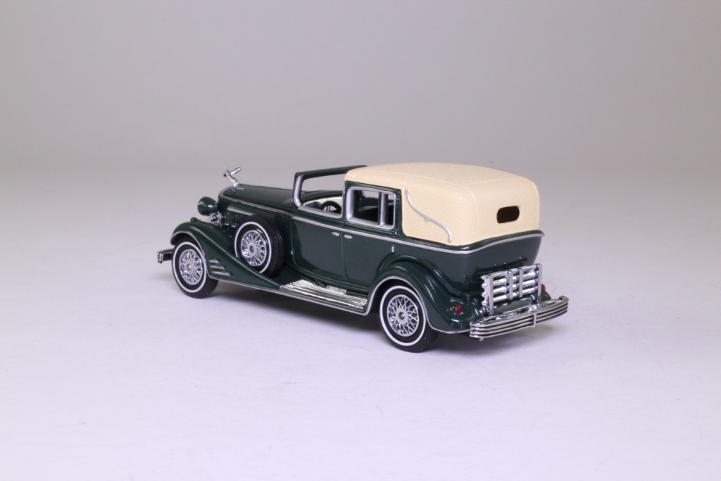 Matchbox Collectibles DYM35181; 1933 Cadillac 452 V16 ...