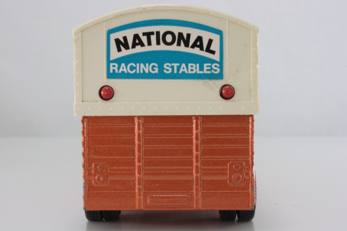 Berliet Tlm Racehorse Transporter 1105