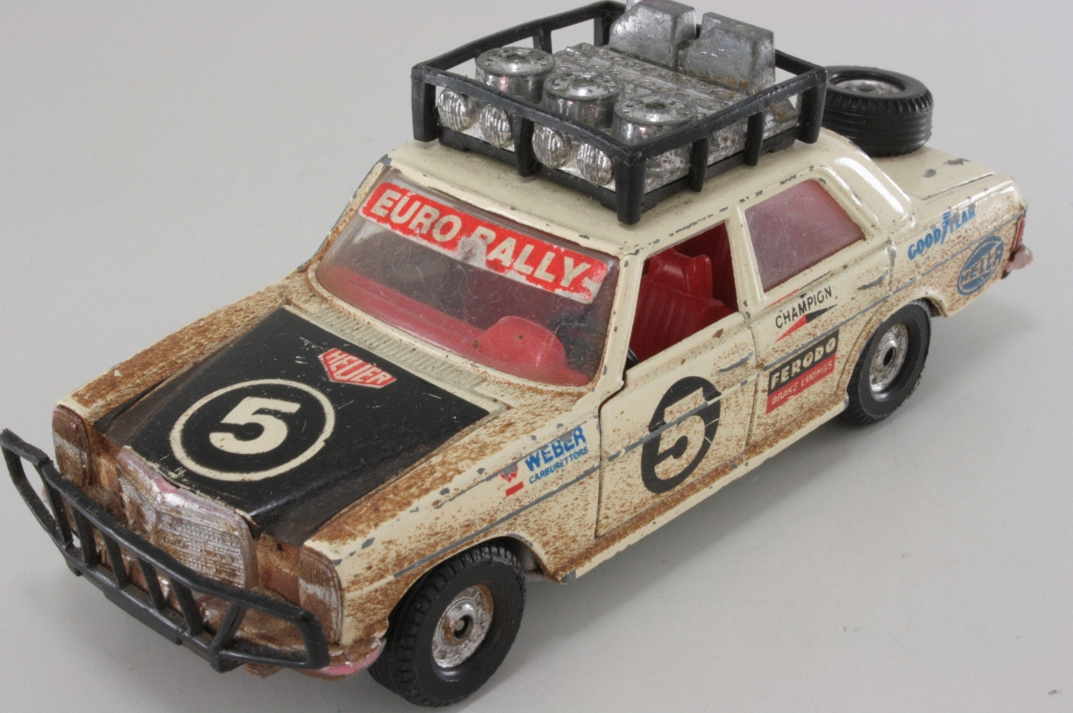 Benz 240D Rally Car- 291