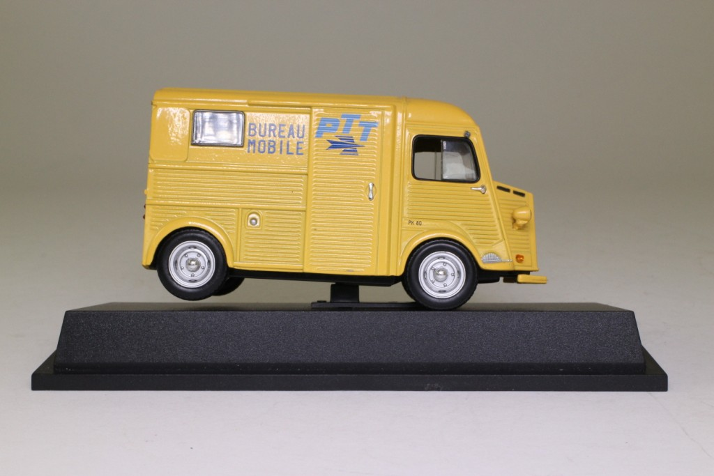 Universal hobbies 1964 citroen hy van ptt bureau mobile - Post office bureau de change buy back ...