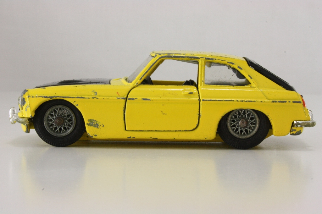 MGC GT Competition Model - 345