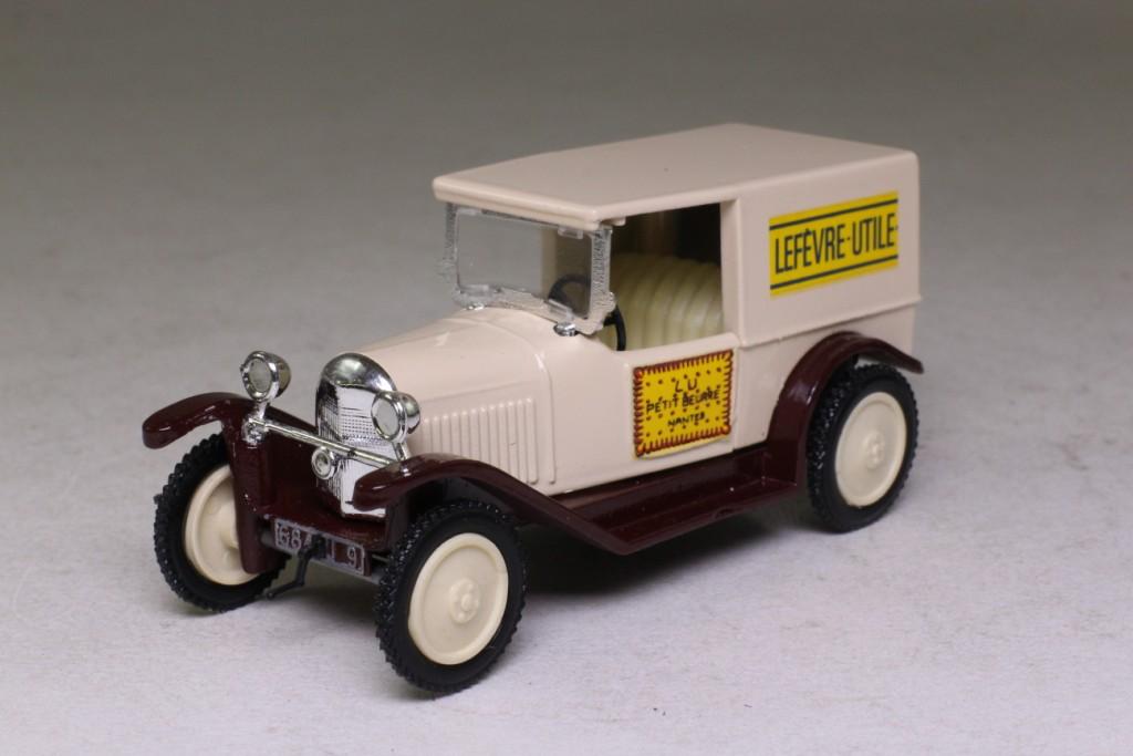 eligor 1013 1922 citroen type c camionette lu lu petit beurre excellent boxed ebay. Black Bedroom Furniture Sets. Home Design Ideas