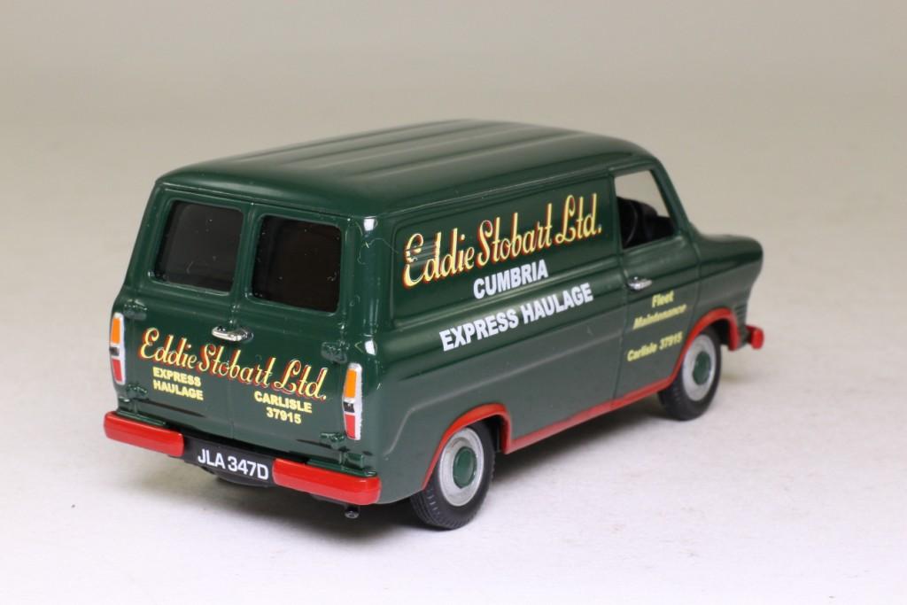 Transit Ford 2017 >> Vanguards VA06603; Ford Transit Mk1 Van; Eddie Stobart Ltd 52448