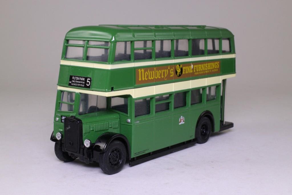 ... Bristol K Utility Bus; Bristol Omnibus Company; Excellent Boxed | eBay