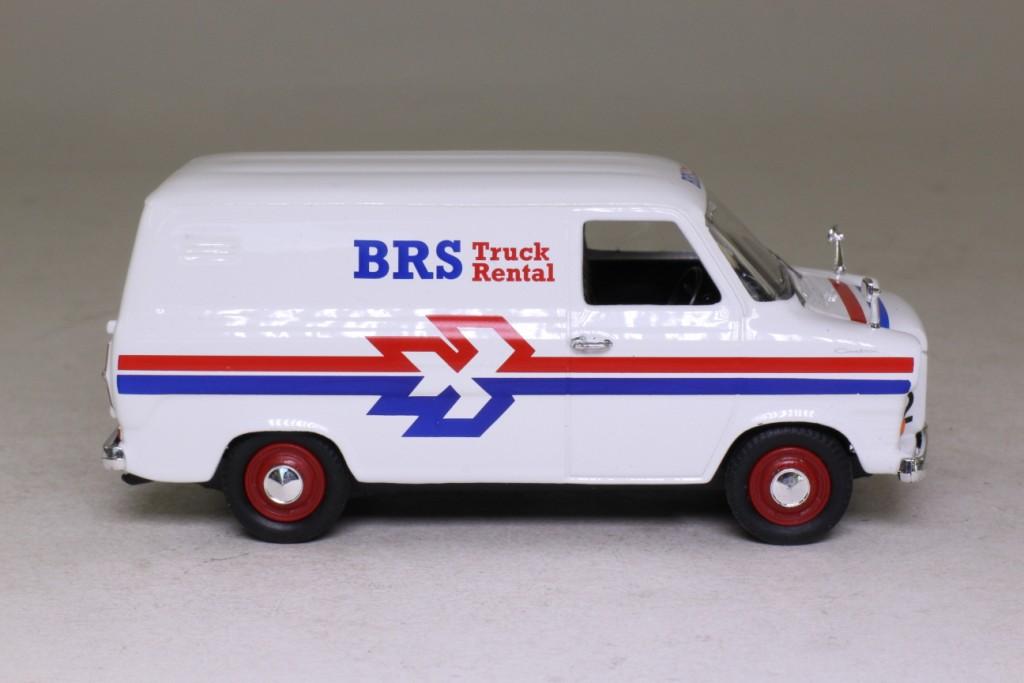 Vanguards VA06621; Ford Transit Mk1 Van; BRS Truck Rental 56002