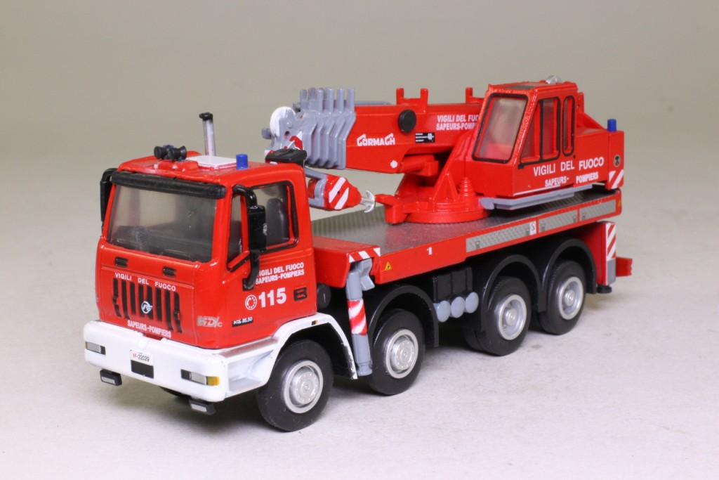 Fire Engines of the World Series #110