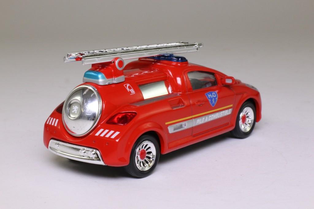 World Fire Engines Series 55 Peugeot Citroen H2o