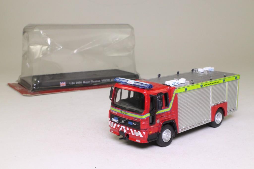 World Fire Engines Series 147 2000 Volvo Fl 6 14 Major