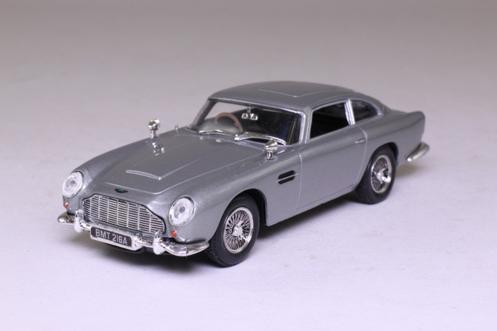 ... James Bond #133; Aston Martin DB5; Skyfall