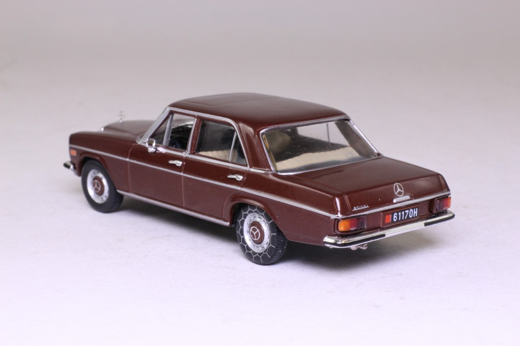 James Bond 122 Mercedes Benz 200D For Your Eyes Only 57226