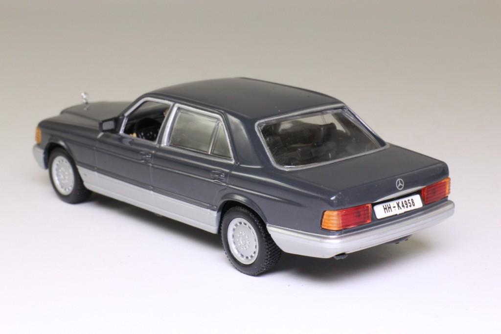 Mercedes James Bond Car