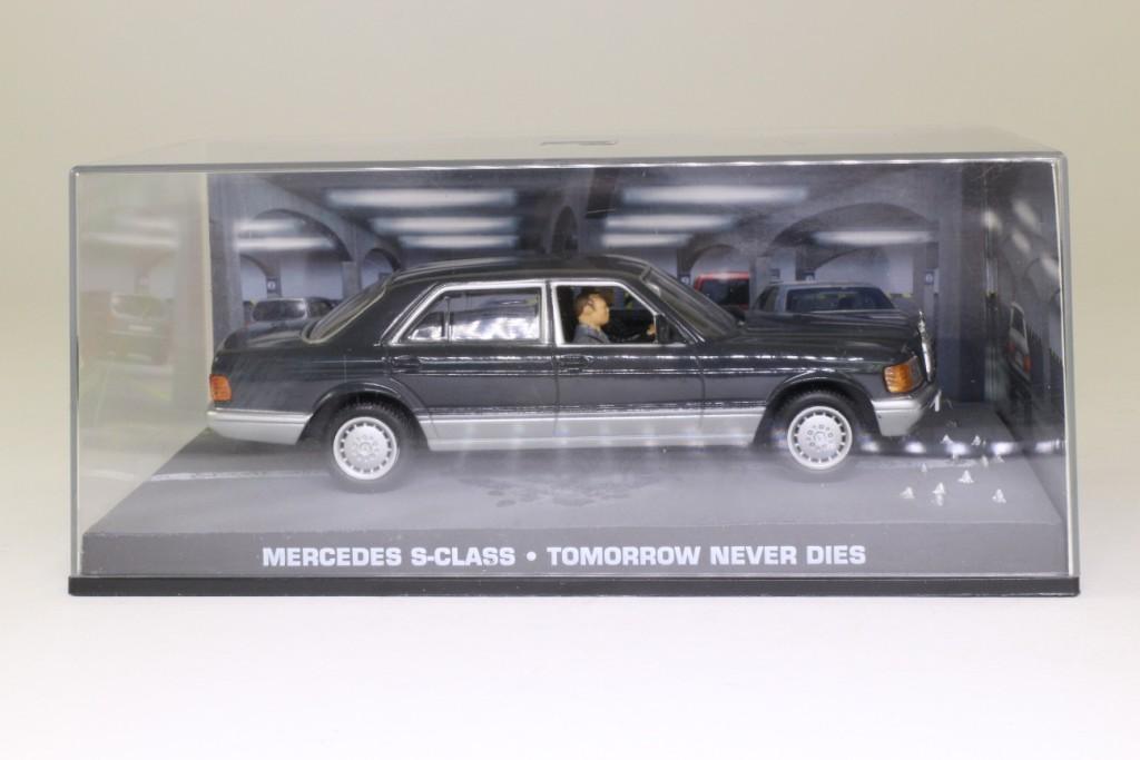 Mercedes Benz Bond Car Photo Gallery