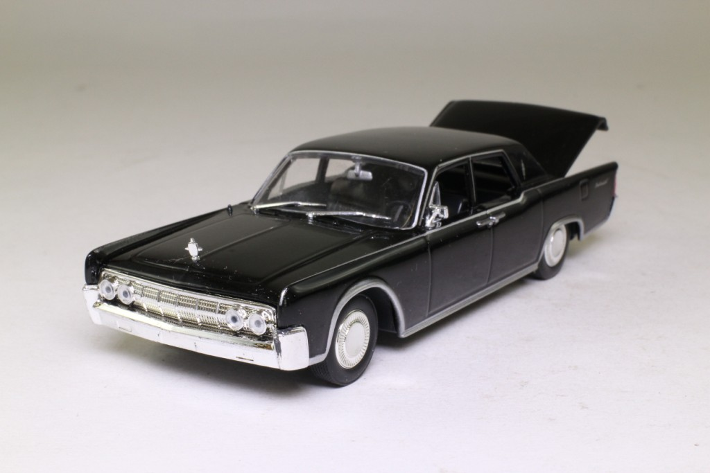 james bond 48 lincoln continental goldfinger u hobbies excellent boxed ebay. Black Bedroom Furniture Sets. Home Design Ideas