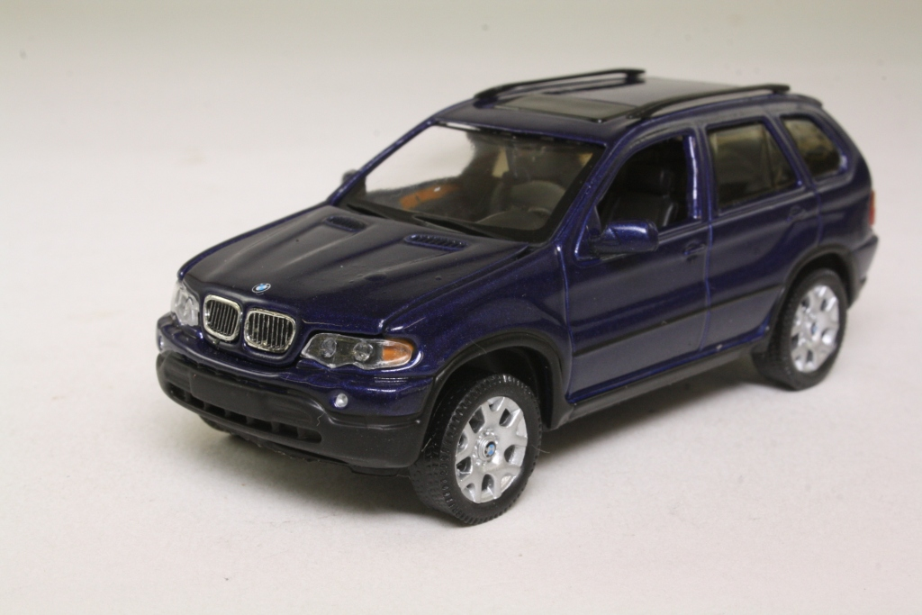 The Ultimate Car Collection #69; 1999 BMW X5 SUV 57530