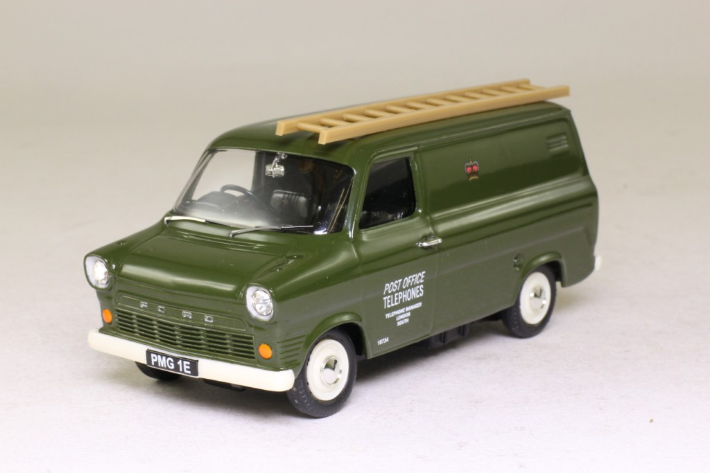 Ford Transit 2017 >> Vanguards VA06600; Ford Transit Mk1 Van; Post Office Telephones 58430