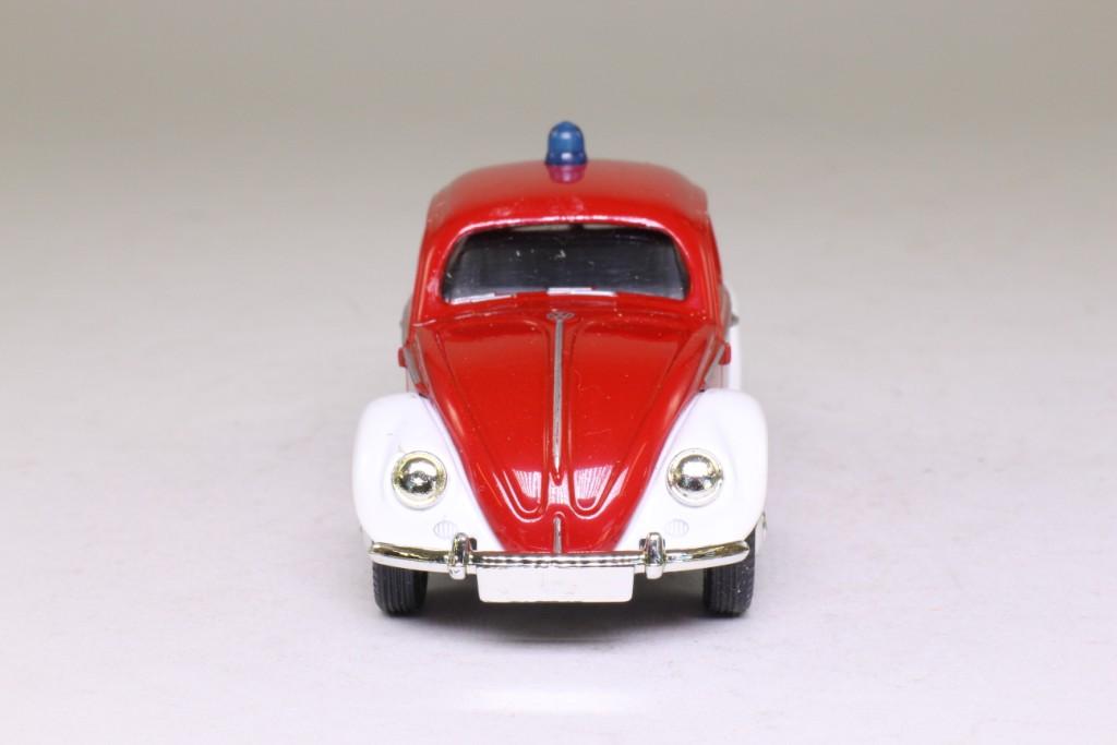 Vanguards VA12003; Volkswagen Beetle Split Screen; Red, German Fire Service (Feuerwehr) 60816