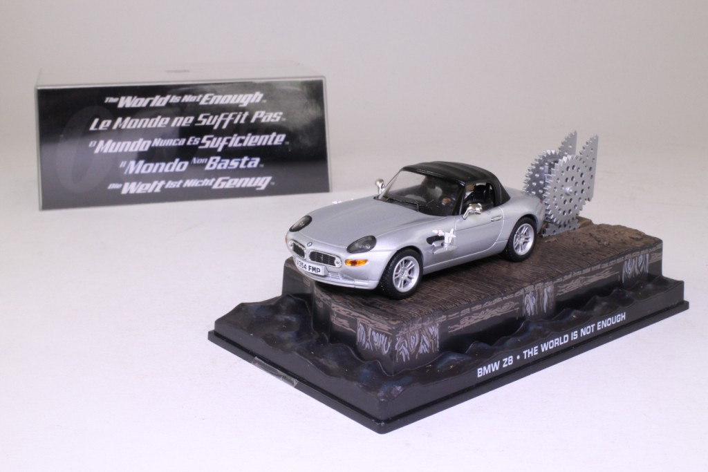 James Bond 04 Bmw Z8 World Is Not Enough 62822
