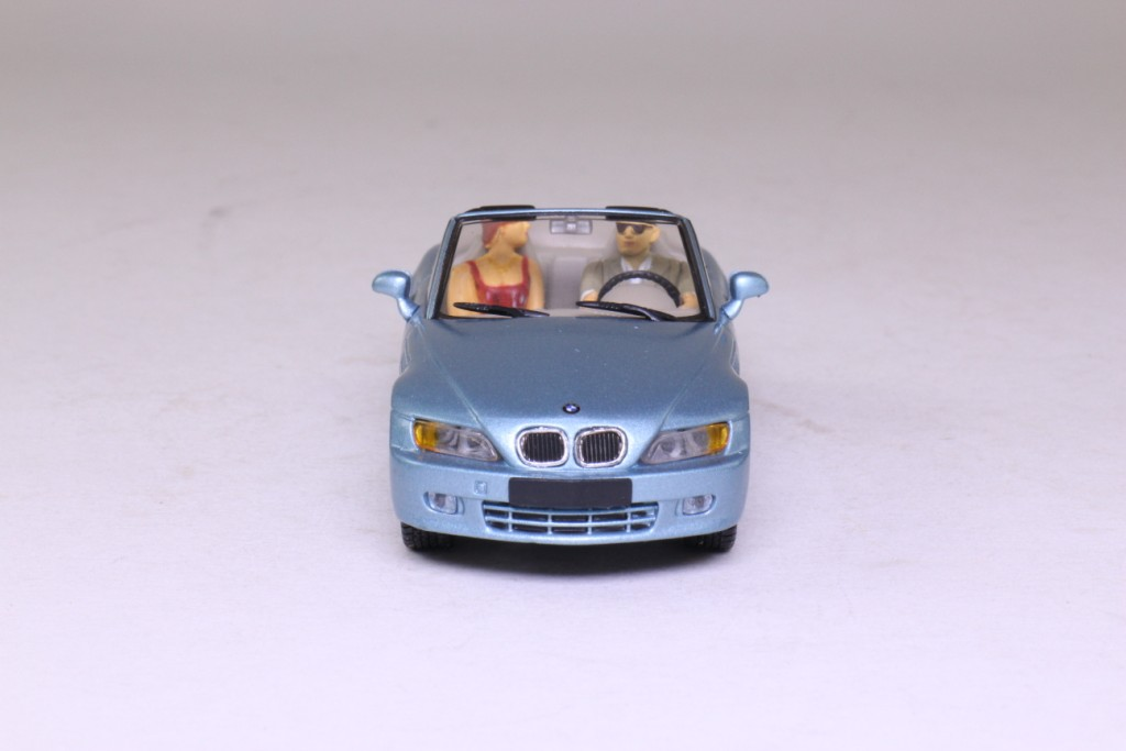 James Bond 09 Bmw Z3 Roadster Goldeneye 62844