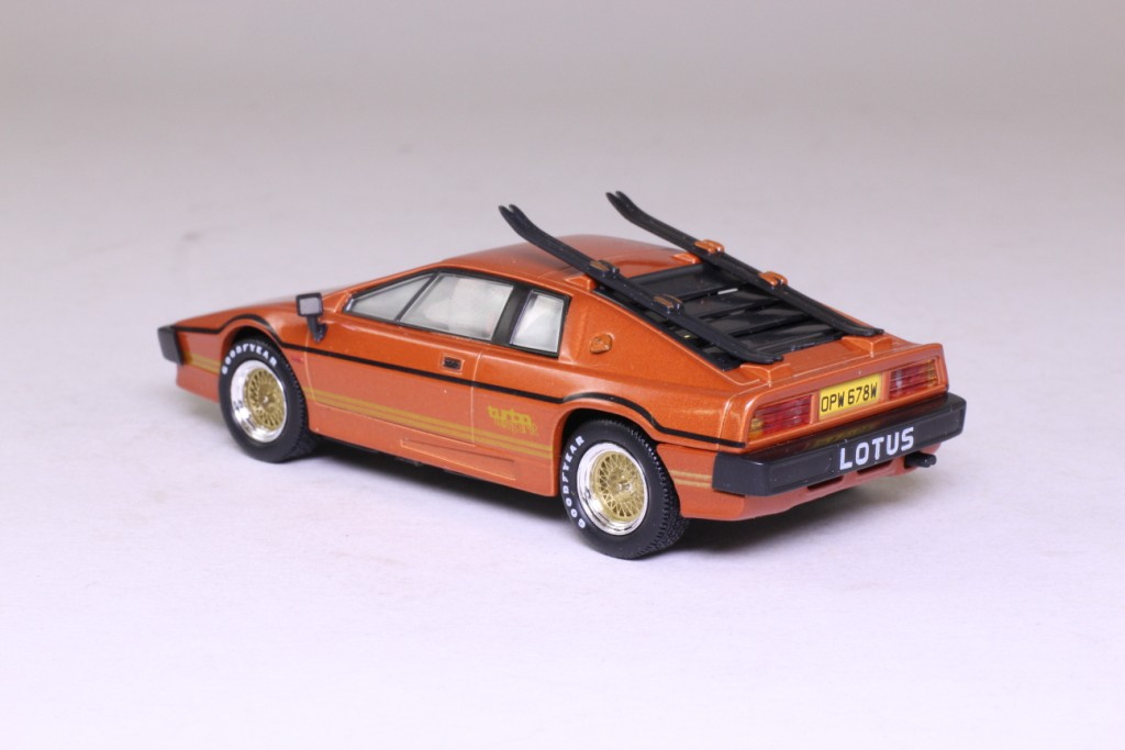 james bond 08 lotus esprit turbo for your eyes only uh excellent boxed ebay. Black Bedroom Furniture Sets. Home Design Ideas