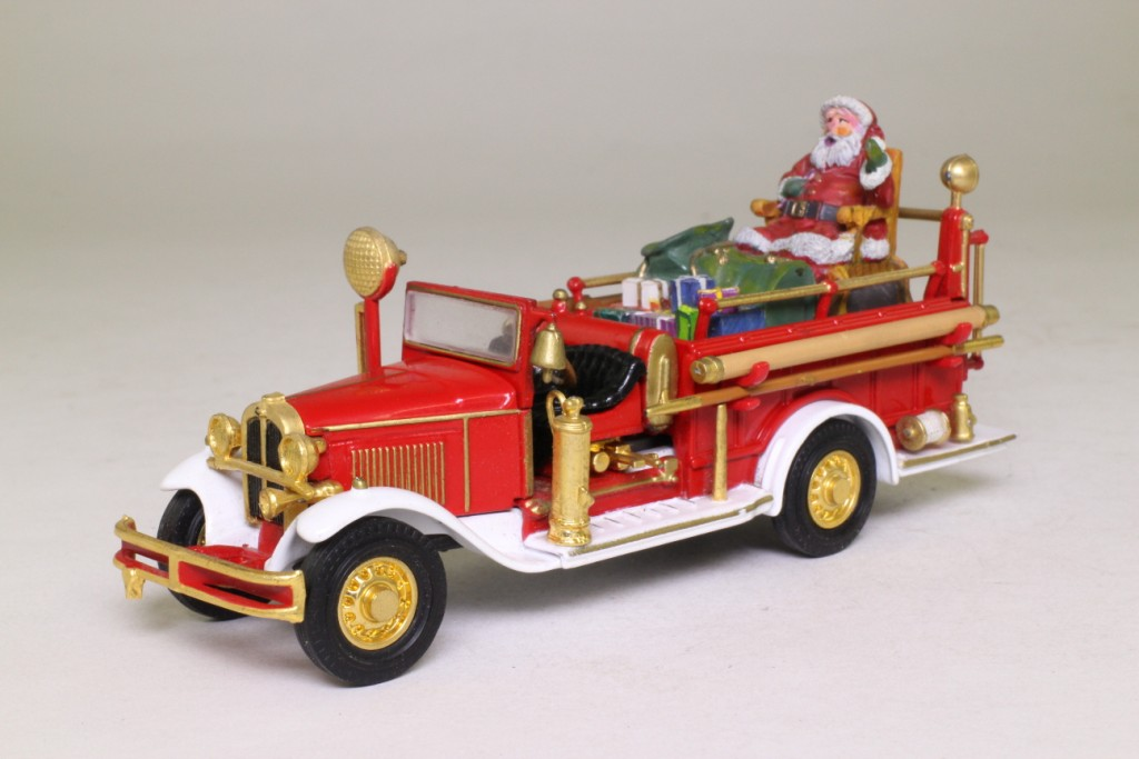 2018 Ford Truck >> Matchbox Collectibles: YSC03-M; 1932 Ford Model AA 1 1/2 Ton Truck; Fire Appliance, Christmas ...