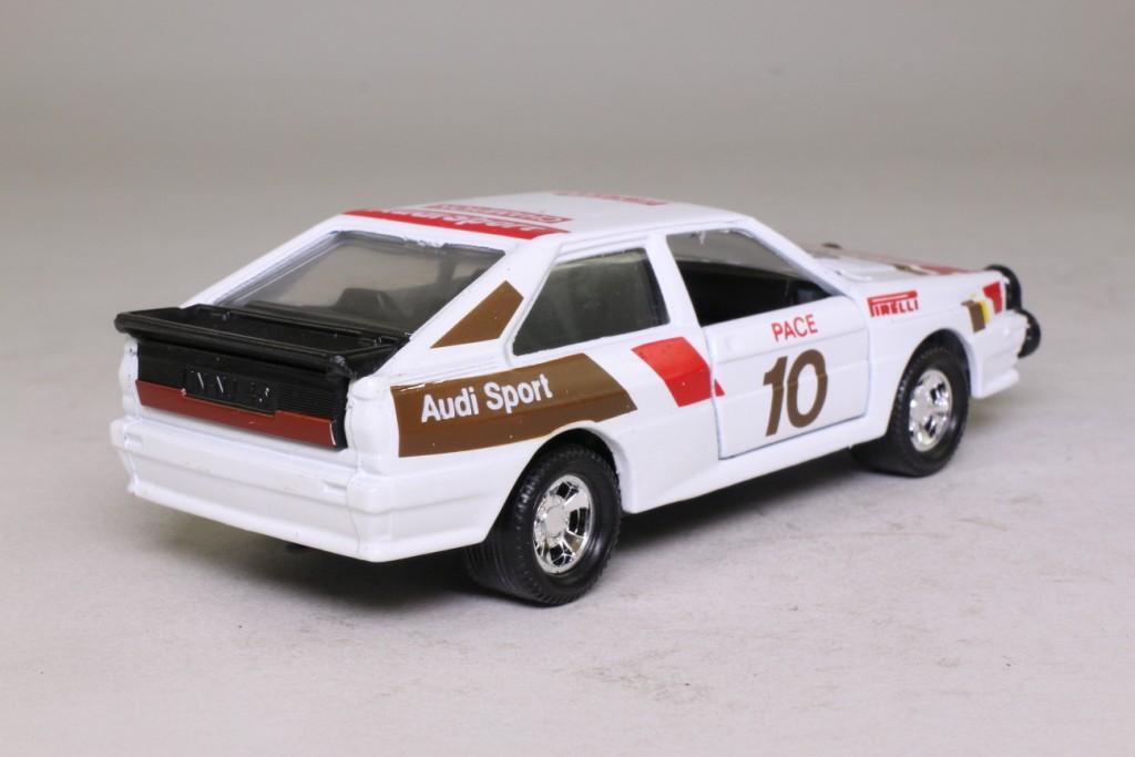 Matchbox Super Kings K 95 1 Audi Quattro Audi Sport
