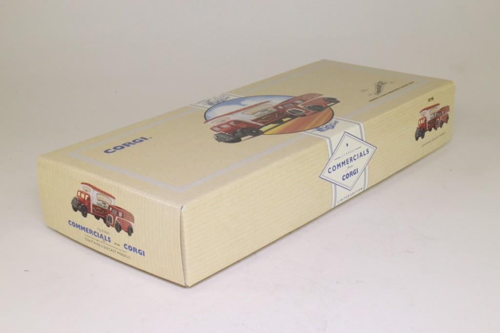 Cumberland Cake Box