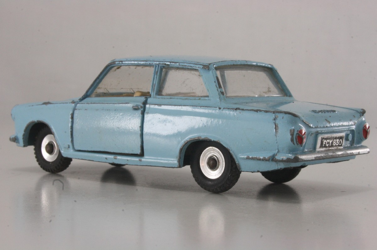 Ford Consul Cortina - 139
